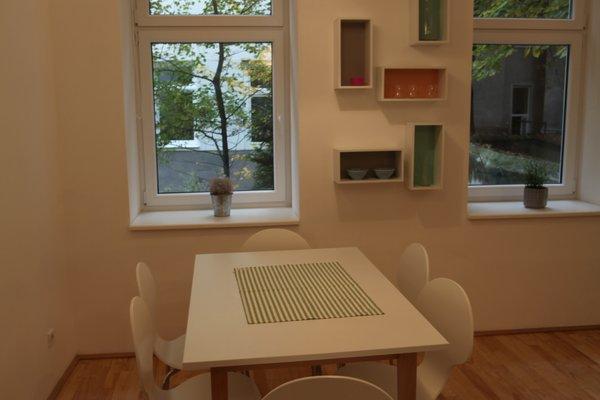 Moderne Altbauwohnung in Wien - фото 22