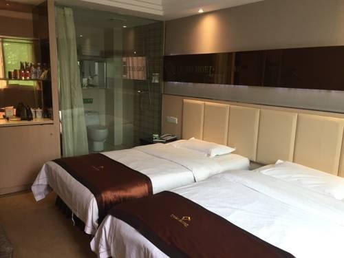 Deyang Youke Hotel - фото 1
