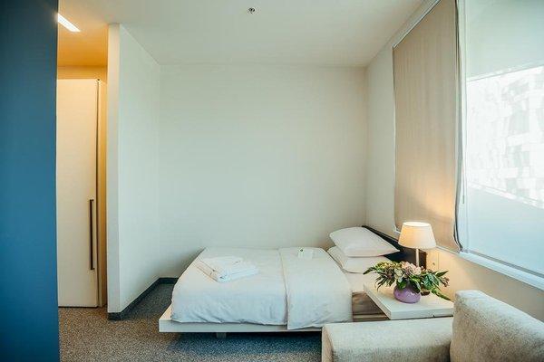 Отель Памир - фото 2