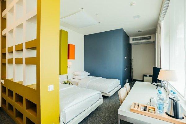 Отель Памир - фото 3