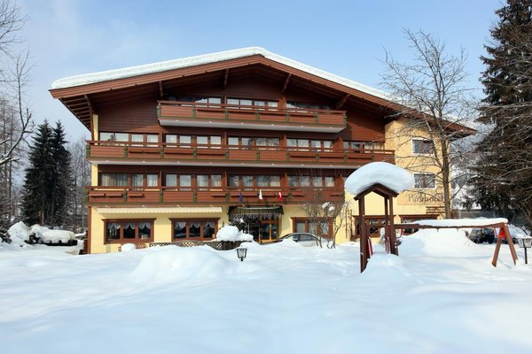 Parkhotel Kirchberg - фото 23