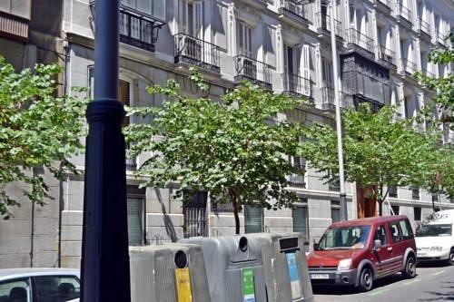 Apartment Madrid Palacio - фото 12