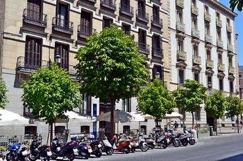 Apartment Madrid Palacio - фото 13