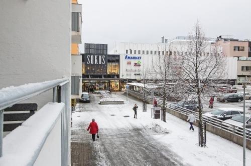 Apartment Savonkatu 25 - фото 11