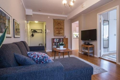 Apartment Savonkatu 25 - фото 9
