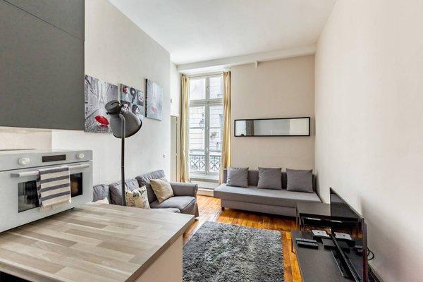 Loft Flat Paris Marais - фото 12