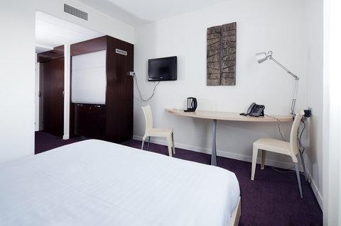 Апарт-отель Quality Hotel Nantes - фото 1