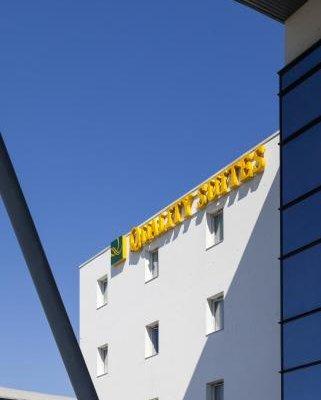 Апарт-отель Quality Hotel Nantes - фото 22