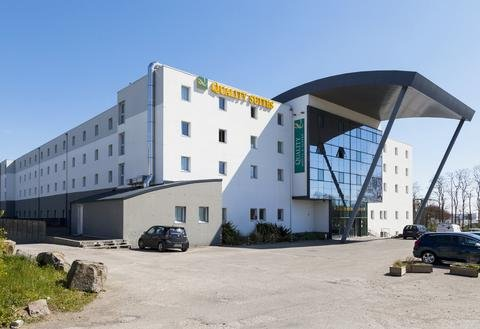 Апарт-отель Quality Hotel Nantes - фото 23