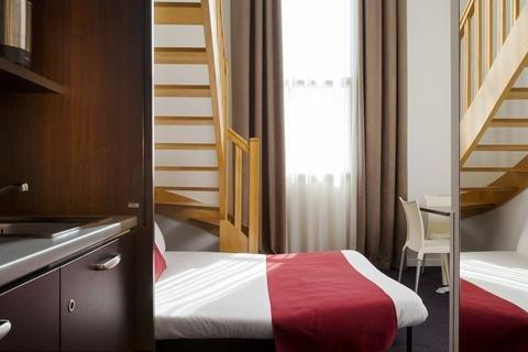 Апарт-отель Quality Hotel Nantes - фото 3