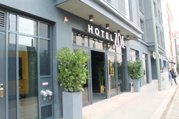 Hotel ZOE by AMANO Group - фото 17
