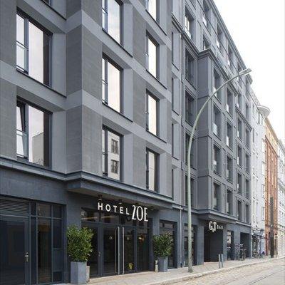 Hotel ZOE by AMANO Group - фото 21