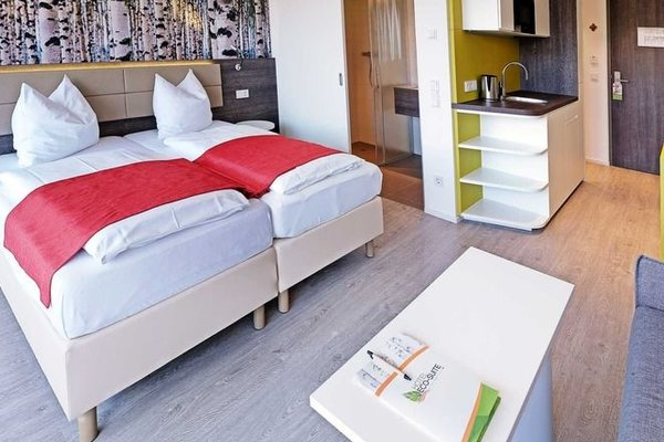 Eco Suite Hotel - фото 1