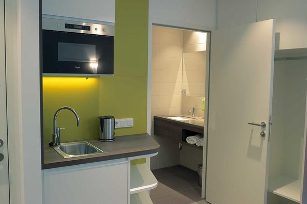 Eco Suite Hotel - фото 12