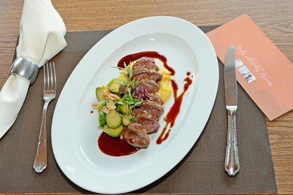 Hotel & Restaurant Braunstein - Pauli´s Stuben - фото 10
