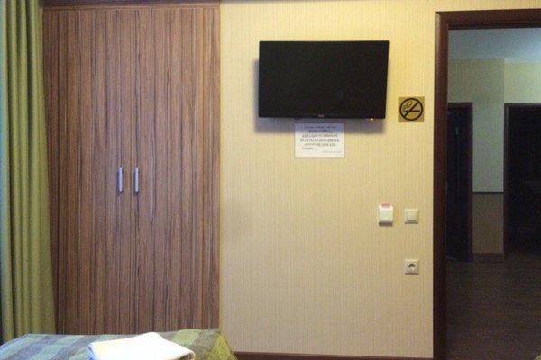 Отель Форвард - фото 20
