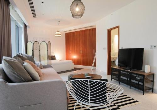Nasma Luxury Stays - Central Park Tower - фото 4