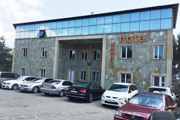 Hotel Kambuz - фото 19