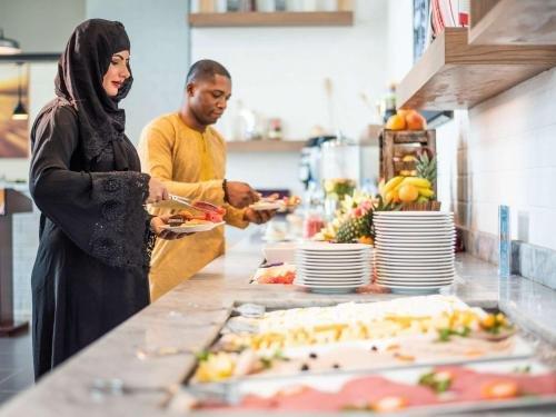 Ibis Styles Dragon Mart Dubai - фото 11