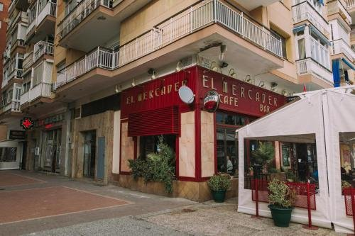 Apartamento Malagueta Playa - фото 21
