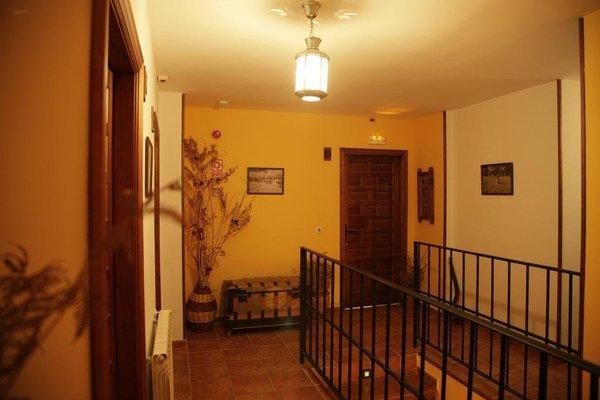 Hostal Restaurante Alto Rey - фото 21