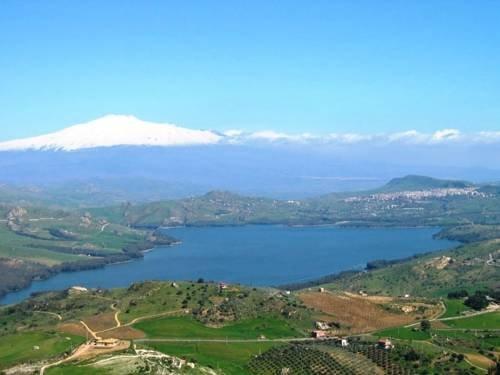 Villa Belvedere Lago Pergusa - фото 18