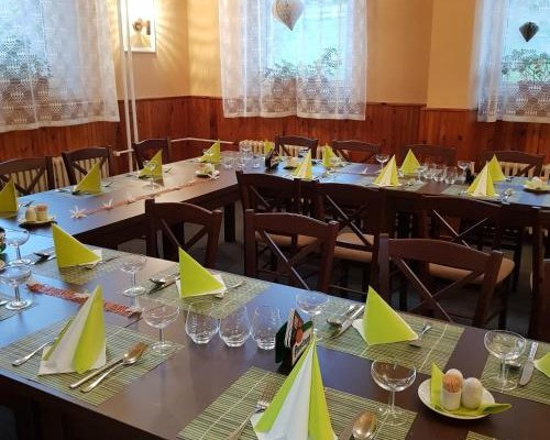 Guest House Pod Lesem Merklin - фото 1