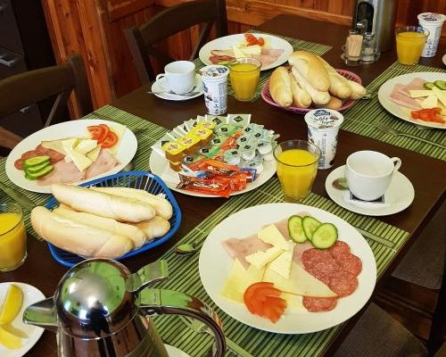 Guest House Pod Lesem Merklin - фото 2