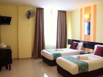 Sun Inns Hotel Pasir Penambang (KS Botanic)