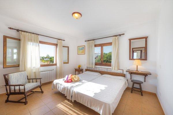 Rental Villa Sol Naixent - Cala Serena, 5 Bedrooms, 10 Persons - фото 11