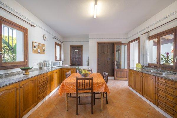 Rental Villa Sol Naixent - Cala Serena, 5 Bedrooms, 10 Persons - фото 13