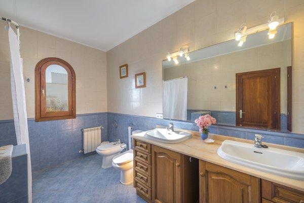 Rental Villa Sol Naixent - Cala Serena, 5 Bedrooms, 10 Persons - фото 14
