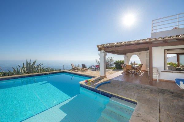 Rental Villa Sol Naixent - Cala Serena, 5 Bedrooms, 10 Persons - фото 18
