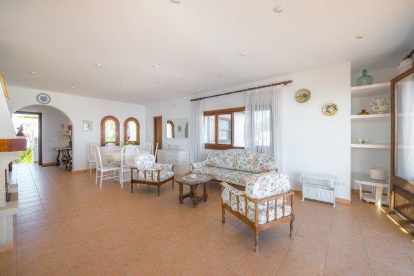 Rental Villa Sol Naixent - Cala Serena, 5 Bedrooms, 10 Persons - фото 3