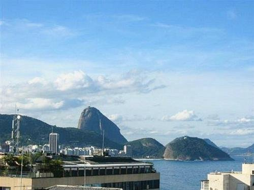 Penthouse duplex with Private Pool and View in Copacabana - фото 17