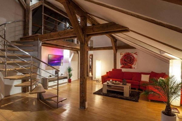 Czech Lofts Apartments II - фото 18