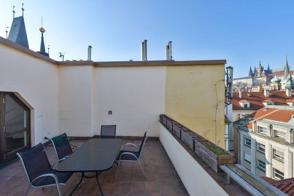 Czech Lofts Apartments II - фото 21