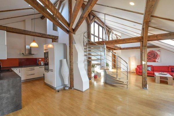 Czech Lofts Apartments II - фото 4