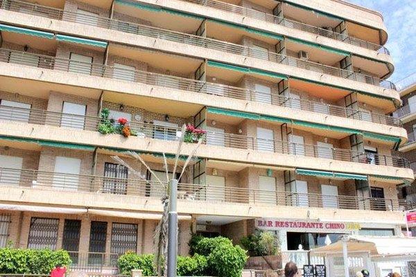 Гостиница «Aparment Marinero Playa», Торревьеха