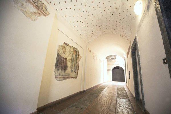 Porta Dipinta House Bergamo Alta - фото 16