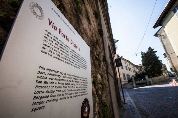 Porta Dipinta House Bergamo Alta - фото 17