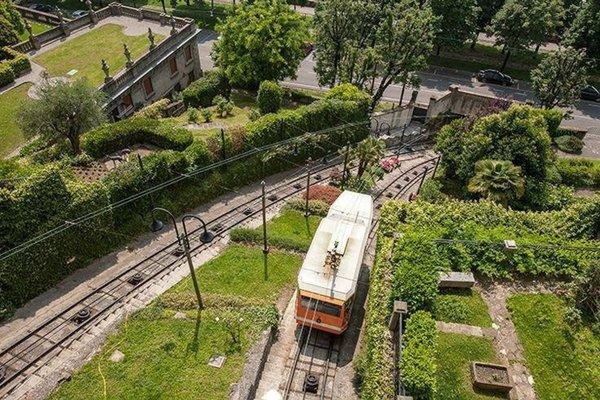 Porta Dipinta House Bergamo Alta - фото 20