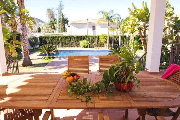 Villa Alqueries - фото 12