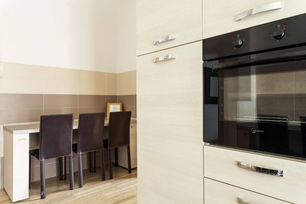 IN FIERA 5 Apartment - фото 13