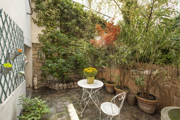 Authentic Montparnasse Studio - фото 11