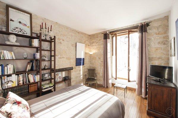 Authentic Montparnasse Studio - фото 13