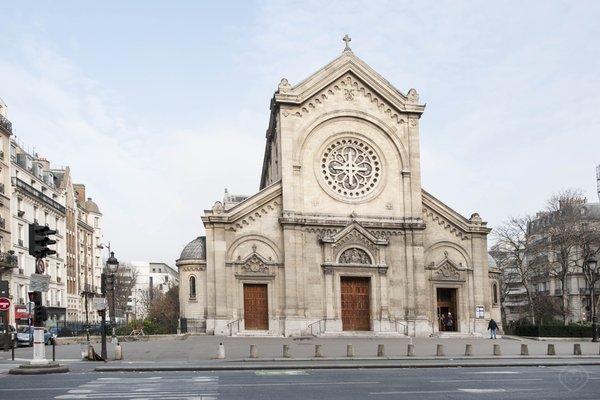 Authentic Montparnasse Studio - фото 19