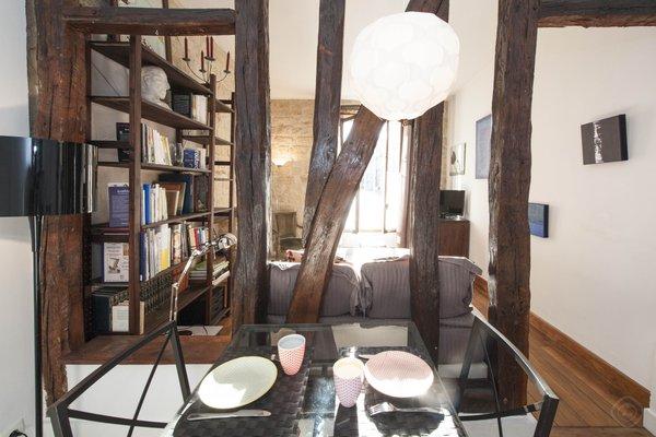 Authentic Montparnasse Studio - фото 2