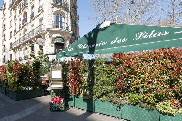 Authentic Montparnasse Studio - фото 21