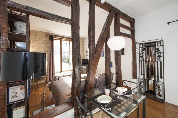 Authentic Montparnasse Studio - фото 3